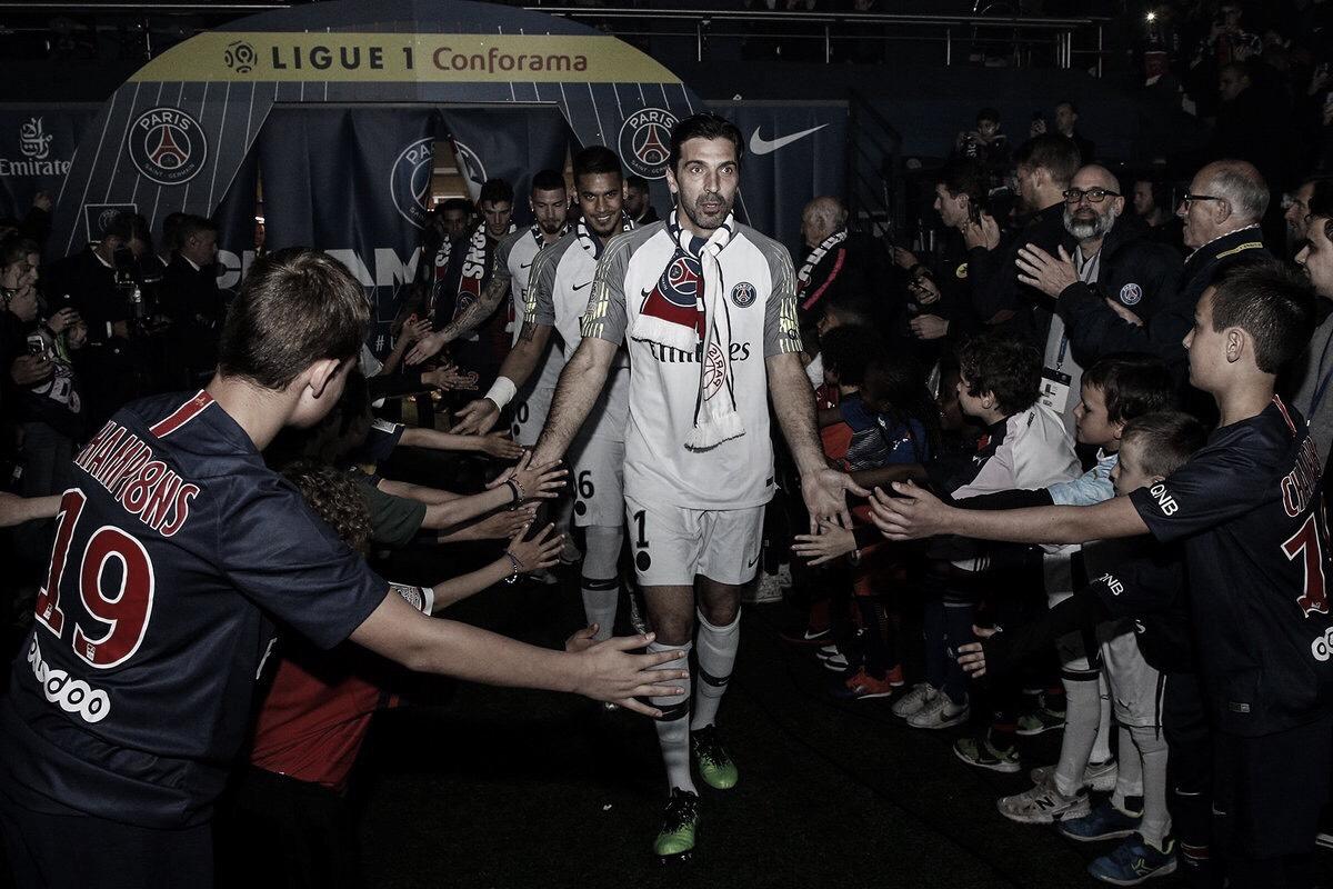 'Gigi' Buffon se va del PSG