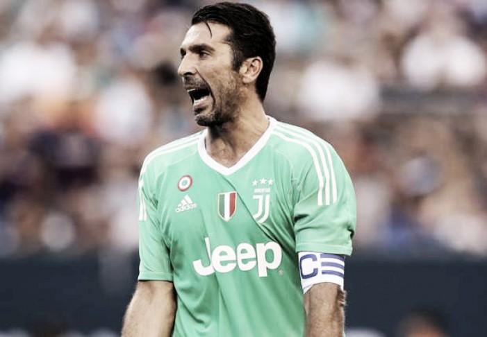 "Juventus - Silenzio, parla Buffon: ""Campionato più equilibrato"""