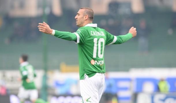 Serie B, i lupi ululano alla luna: 2-0 dell'Avellino all'Entella