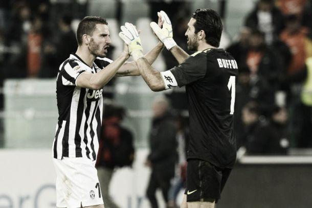 Juventus, Buffon e Bonucci puntano il Barcellona