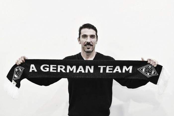 Gigi Buffon fã do Borussia Mönchengladbach? Entenda os motivos