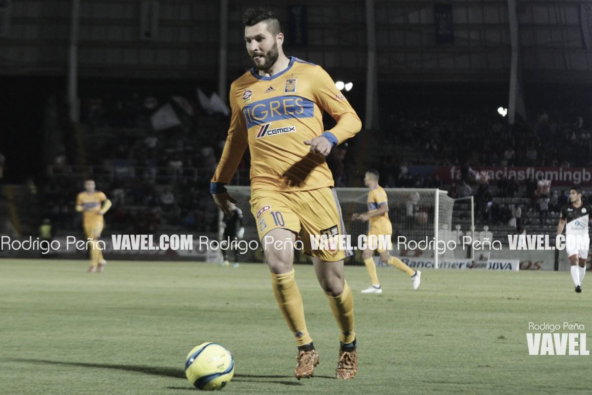 André-Pierre Gignac, el hombre gol de los Tigres
