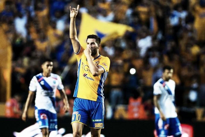 Tigres, nuevo líder de la Liga MX