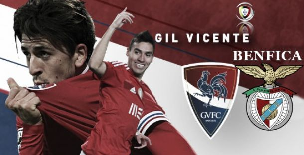 Onda vermelha na recta final: Benfica em Barcelos para cheirar o título