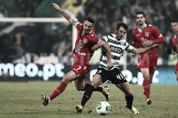 Sporting x Gil Vicente: Leão ferido quer cantar de galo