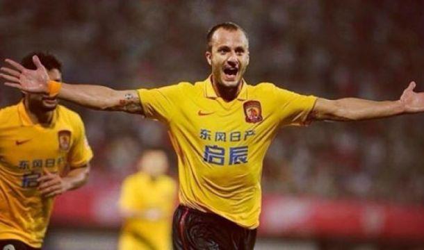 Palermo-Gilardino: è fatta, c'è il sì anche del Guangzhou