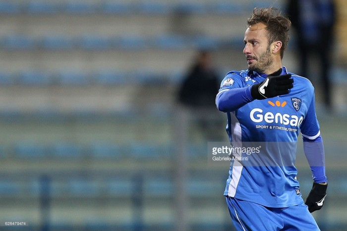 Crystal Palace strike another forward off the list as Alberto Gilardino remains in Italy