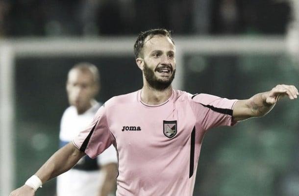 "Gilardino: ""A Palermo sto benissimo, voglio arrivare a quota 200 gol"""