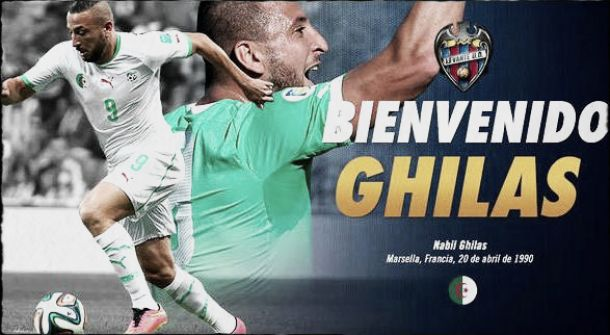 Novo empréstimo: FC Porto empresta Nabil Ghilas ao Levante