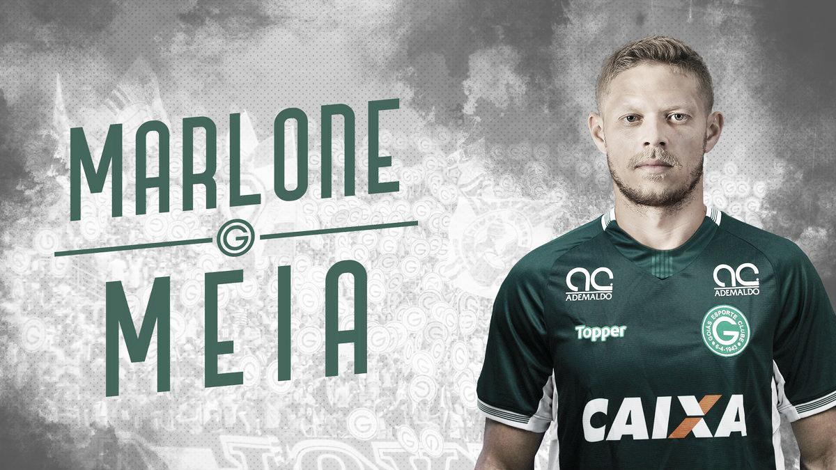 Goiás confirma contratação por empréstimo de Marlone, ex-Sport