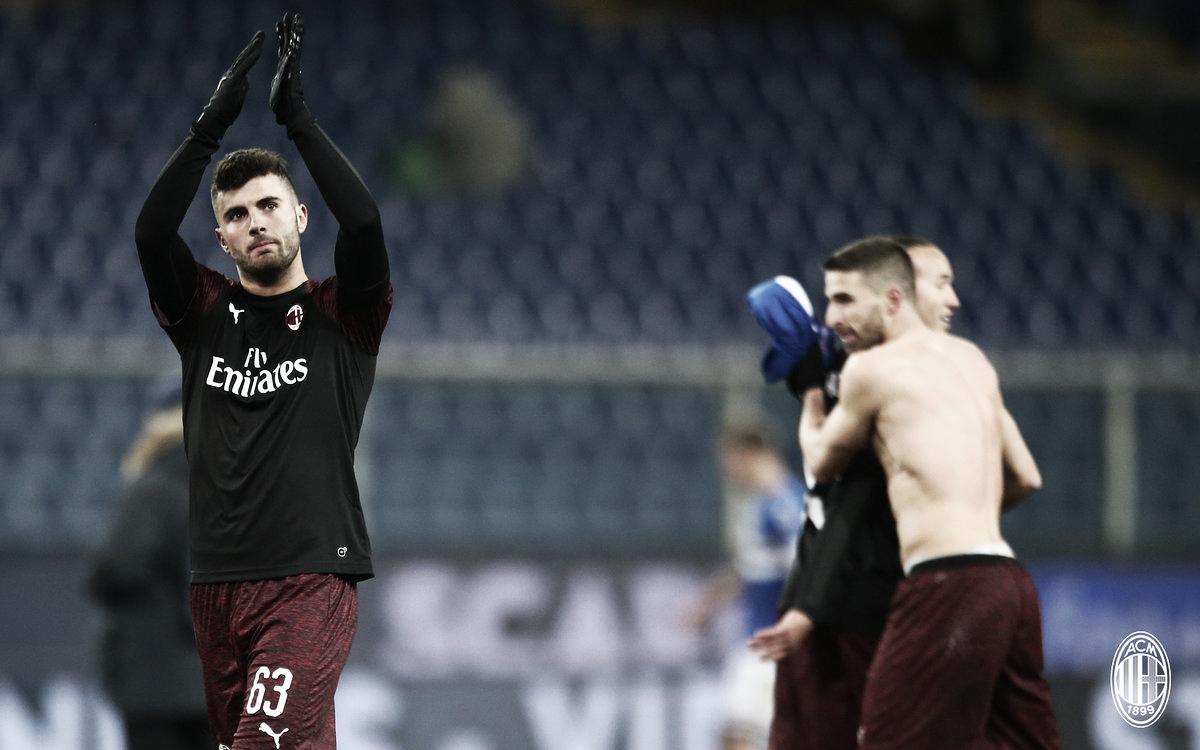 Na estreia de Paquetá, Milan bate Sampdoria na prorrogação e avança na Coppa Italia