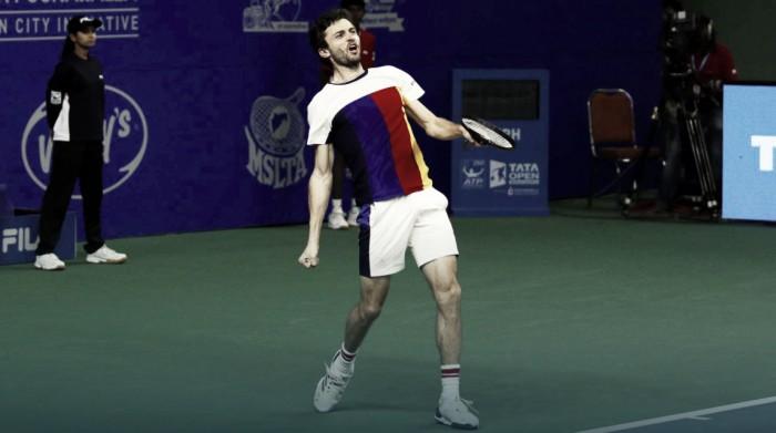 Actualización ránking ATP 8 de Enero de 2018: salto y resurrección de Gilles Simon