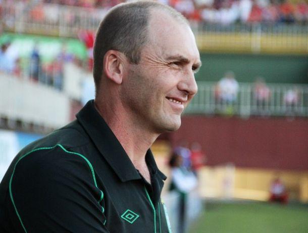 Apesar do empate, técnico Gilmar Dal Pozzo gosta da postura defensiva da Chapecoense