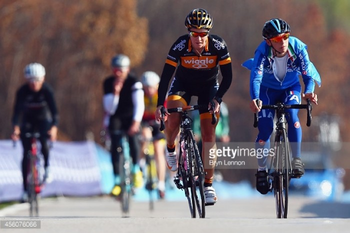 Rochelle Gilmore talks women's cycling and Wiggle High5's 2017 ambitions