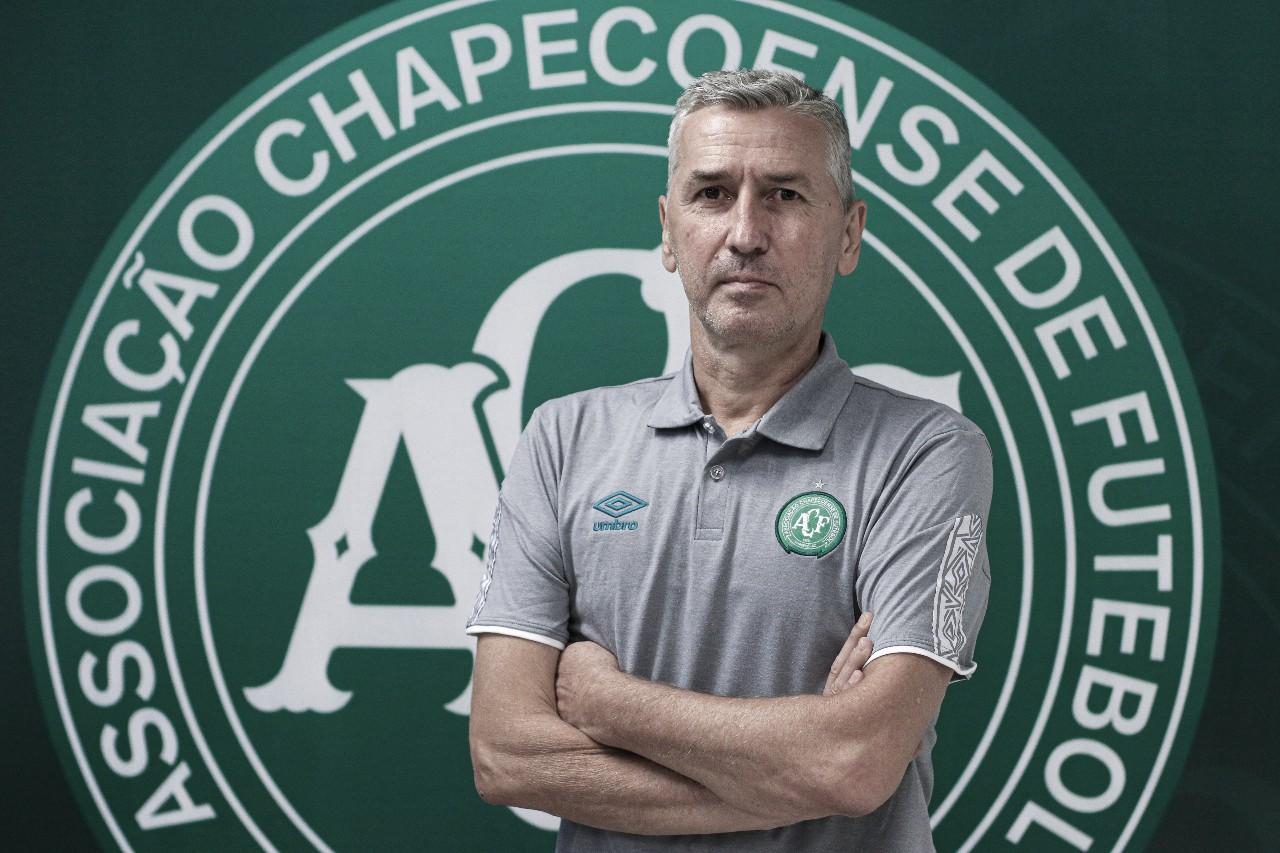 Chapecoense anuncia Gilson Sbeghen como novo presidente
