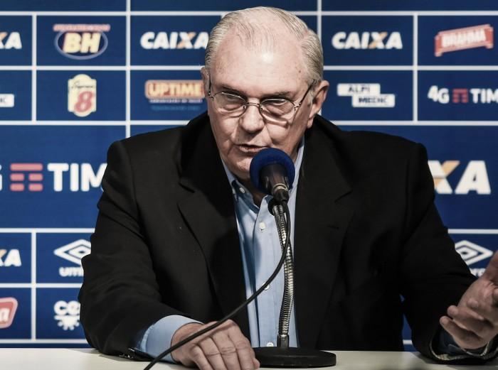 Com título da Copa do Brasil nos planos, Gilvan Tavares quer sair do comando do Cruzeiro consagrado