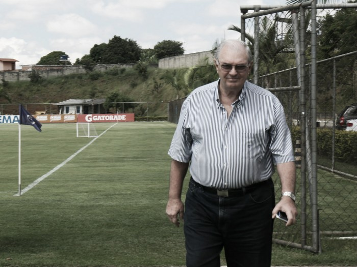 Gilvan relembra bons momentos sob comando do Cruzeiro e fala sobre seu sucessor