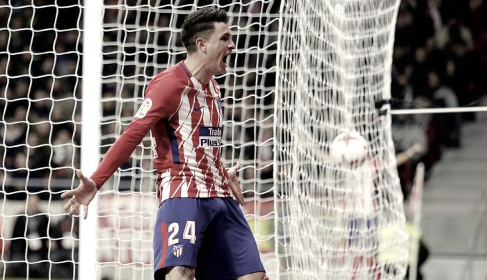 """José María Giménez: """"El equipo nunca perdió la fe y siempre intentó crecer"""""""