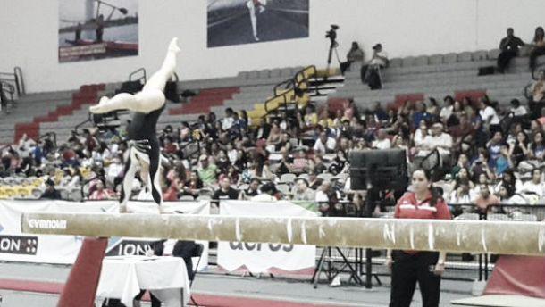 En Olimpiada Nacional, tiene Jalisco brillante jornada en gimnasia artística