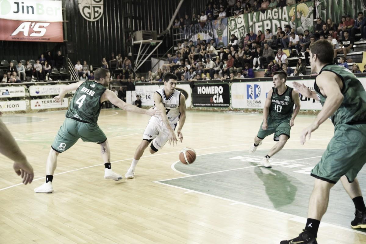 Bahía Basket se hizo fuerte en Comodoro