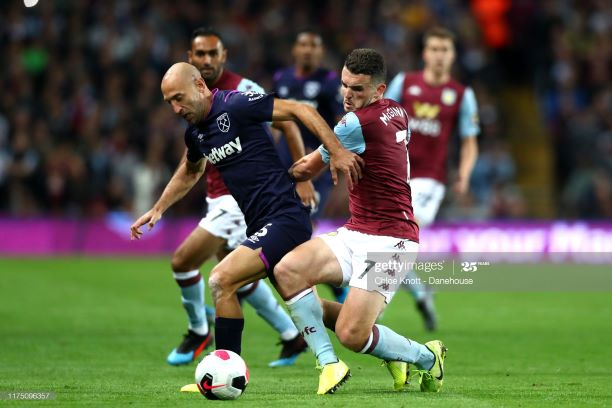 Whelan makes big Villa relegation claim ahead of West Ham clash