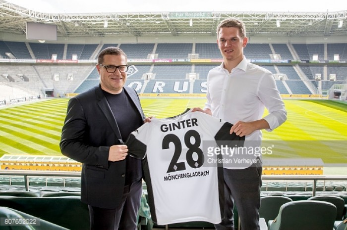 Ginter quits Dortmund, joins Borussia