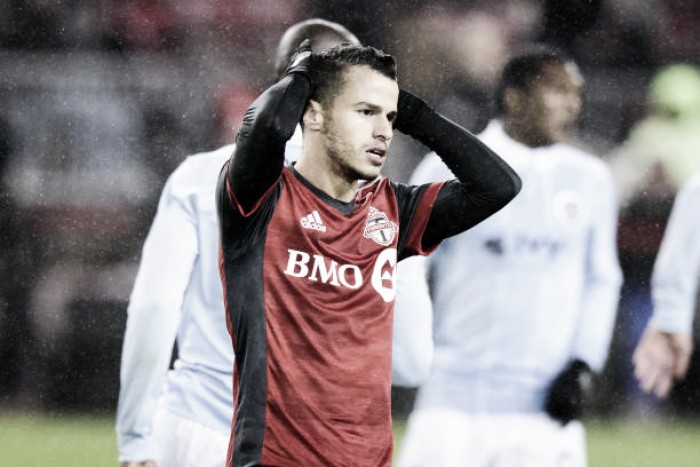 Toronto FC and Sporting Kansas City play to 0-0 draw in rainy conditions
