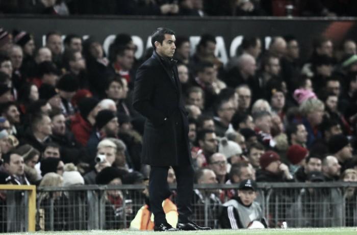 """Van Bronckhorst: """"Contra equipos como el United no te vale con hacer solo 60-70 minutos buenos"""""""