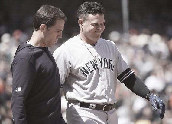 Giovanny Urshela sería baja para los Yankees