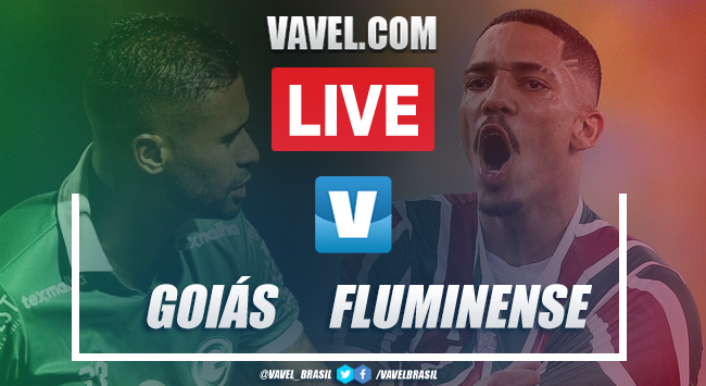 Gols e melhores momentos de Goiás 3 x 0 Fluminense no Campeonato Brasileiro 2019