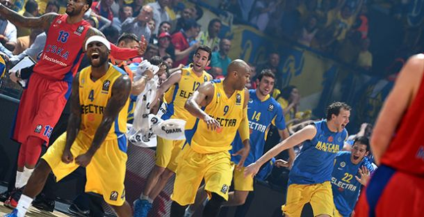 Eurolega, Rice porta il Maccabi in finale