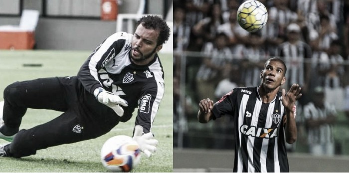 Atlético-MG acerta renovações contratuais do goleiro Giovanni e do zagueiro Léo Silva