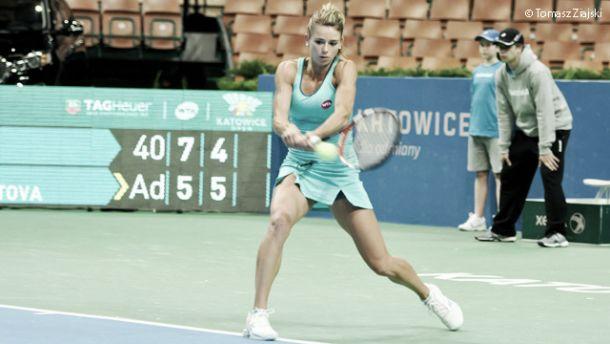WTA Katowice: Giorgi col brivido, fuori la Knapp