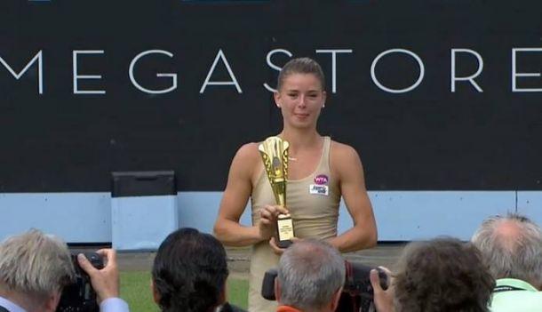 Camila Giorgi trionfa a s'Hertogenbosch!