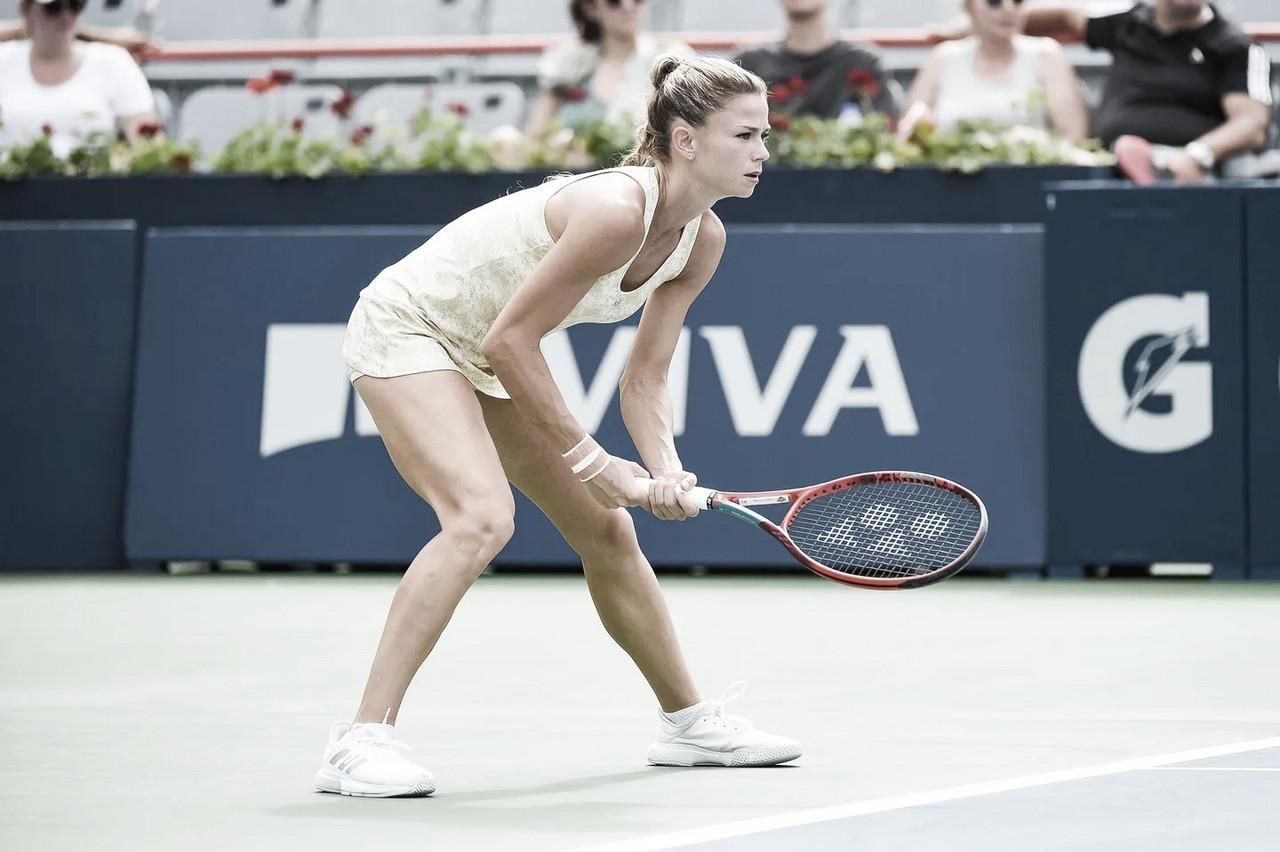 Giorgi derruba Kvitova nas oitavas em Montreal; Pliskova segue, Konta desiste