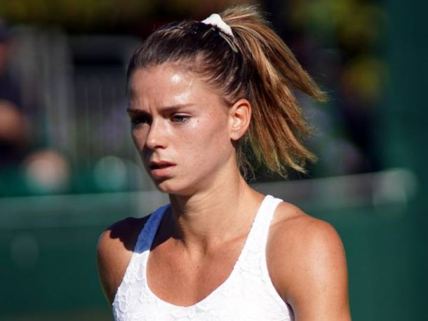 Wimbledon 2015, Giorgi al terzo turno