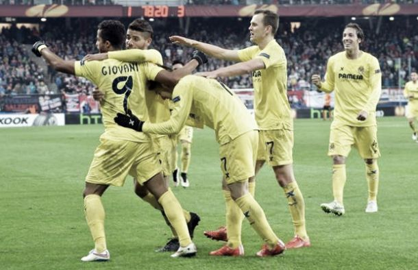 Red Bull Salzburg 1-3 Villarreal (5-2): Valiant Vietto sinks Salzburg