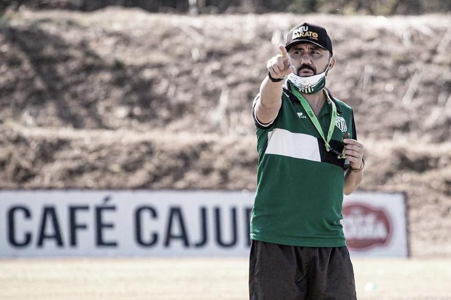 Manaus anuncia Luizinho Lopes como novo técnico para sequência da Série C