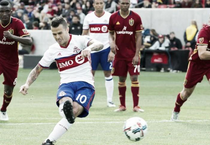 Real Salt Lake and Toronto FC battle to scoreless draw