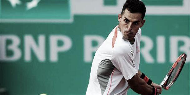 Giraldo se quedó fuera de dobles en Roland Garros