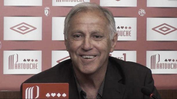 """René Girard: """"No voy a dimitir como entrenador del Lille"""""""