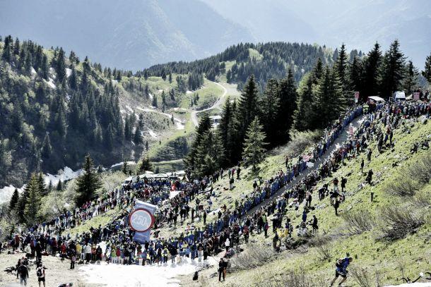 Giro d'Italia, quinta tappa: il primo giudice è l'Abetone