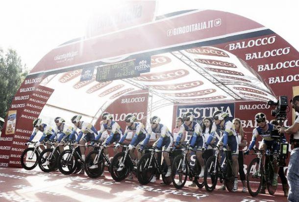 Giro de Italia 2014: 1ª etapa  en directo