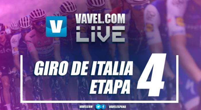 Resultado de la cuarta etapa del Giro de Italia 2017: Jan Polanc conquista el Etna
