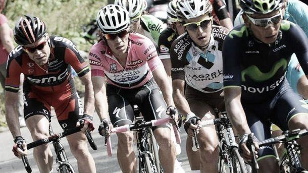 Polémica en el Giro: ¿Hubo neutralización o no?