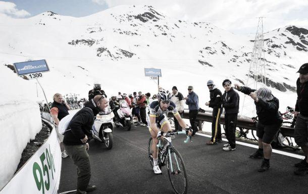 Resultados de la 16ª etapa del Giro de Italia 2014