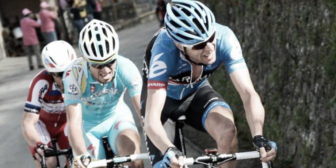 Battaglin se impone en la 4ª etapa del Giro, así lo vivimos