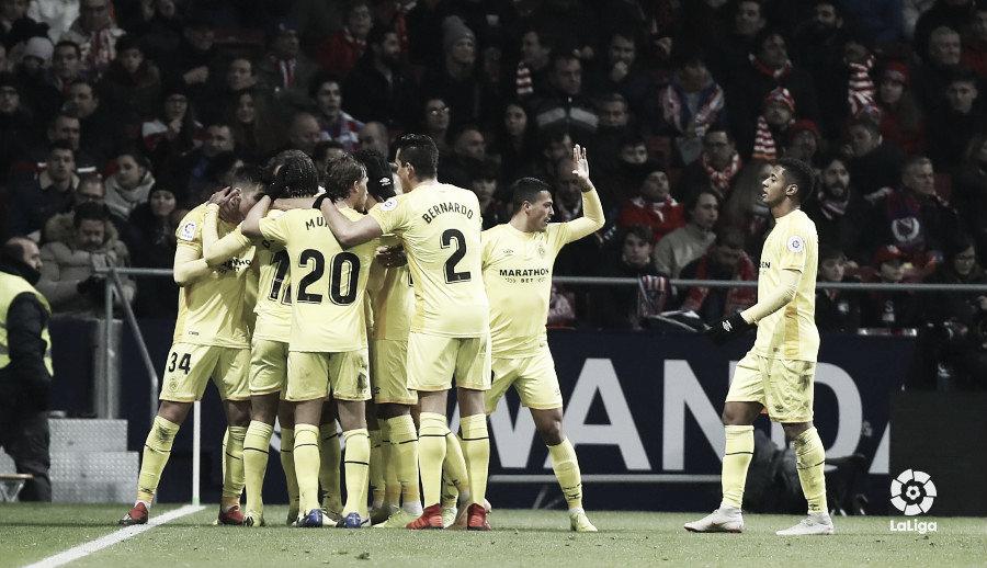 Análisis del rival: un Girona férreo con cinco atrás y que juega veloz
