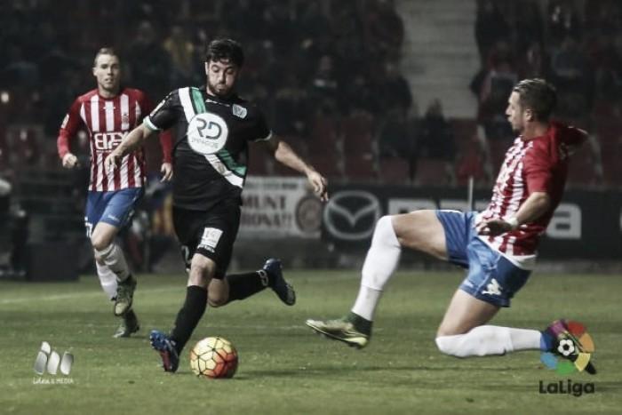 Córdoba CF - Girona FC: que comience el juego