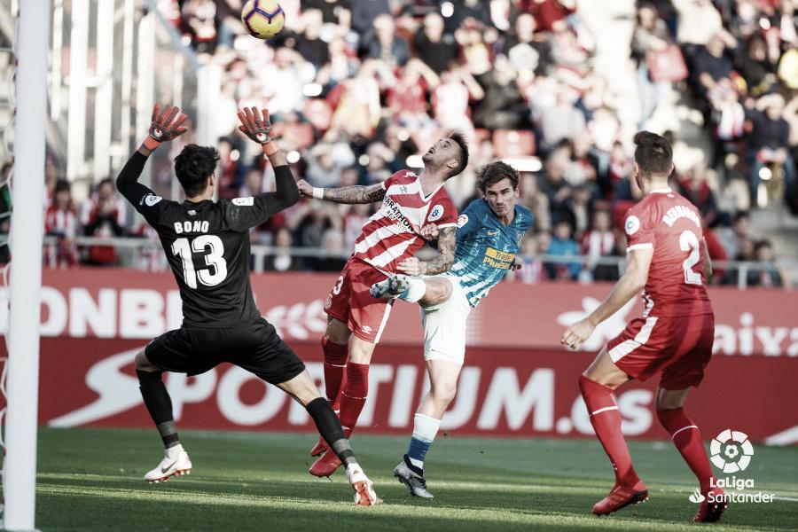 Girona - At.Madrid: sin fabricación no hay goles y no se gana a domicilio